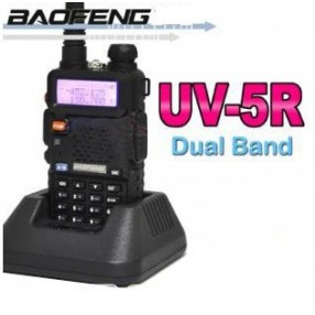 Walkie Talkie | Baofeng | UV-5R Bibanda | Profesional