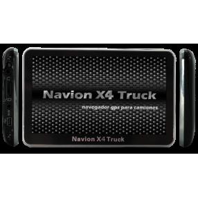 GPS para Camion | 4 Pulgadas | Bluetooth