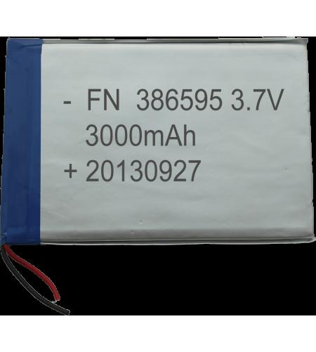 Bateria GPS Navion Plus Q71 3000mAh