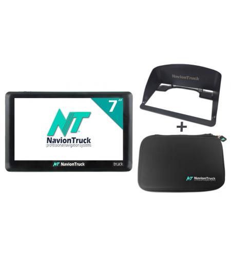 Pack Navion X7 Truck + Visera + Funda