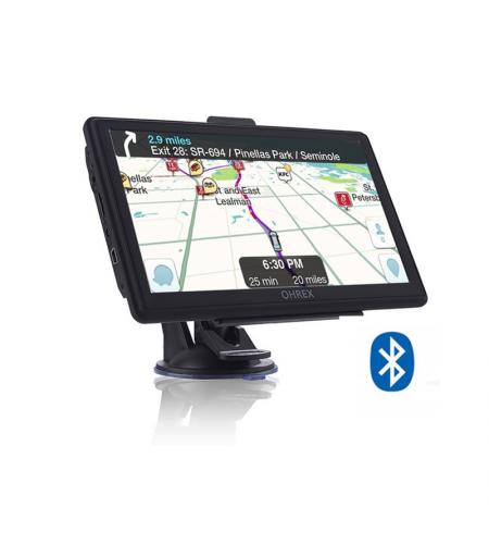 Navegador GPS para Camion Ohrex T76