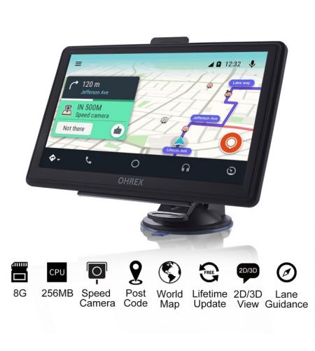 Navegador GPS Camión Ohrex N76