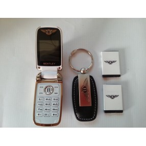 Telefono Movil en Forma de LLave Bentley