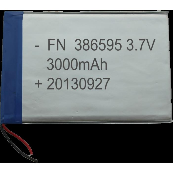 Bateria GPS Navion Plus 3000mAh
