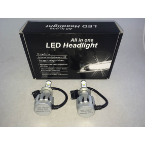 Kit Bombillas H7 Led para Camion 2000LM