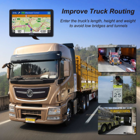 Navegador GPS para Camion Ohrex