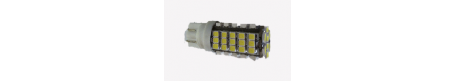 LED bulbs Position