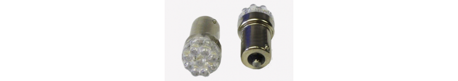 Brake LED bulbs